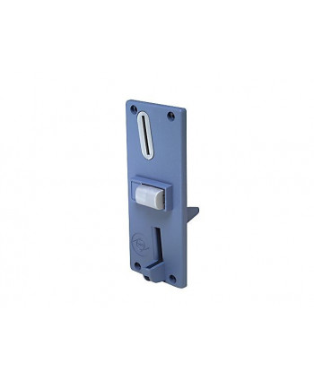 Front plate for coin acceptor 155mmx60mm