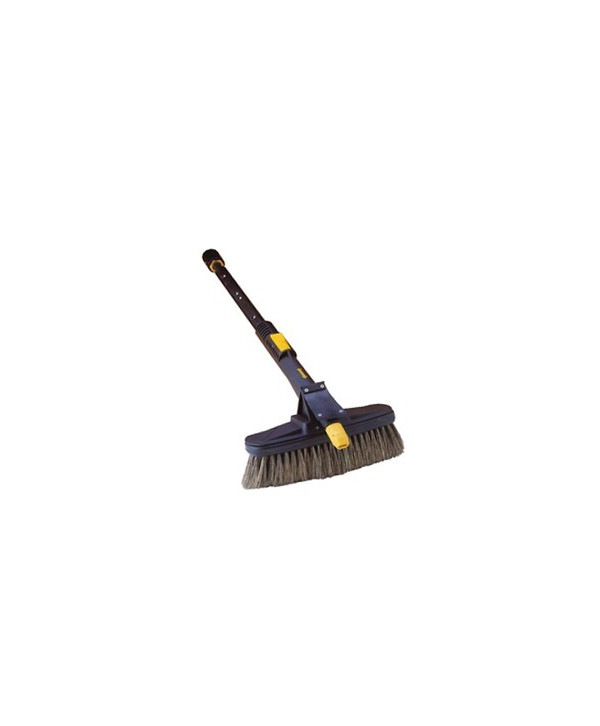Lance with brush perpendicular (compatible karcher)