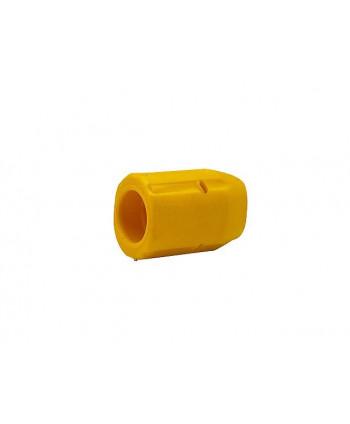 Protection de lance jaune