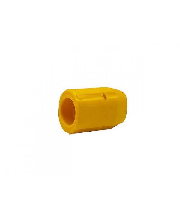 Protective yellow nozzle