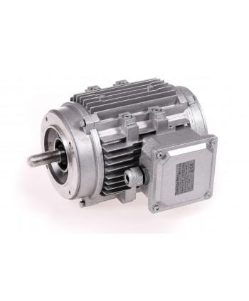 Moteur 0,37 KW 1500 TR / min 230/400V, Sans ventilation