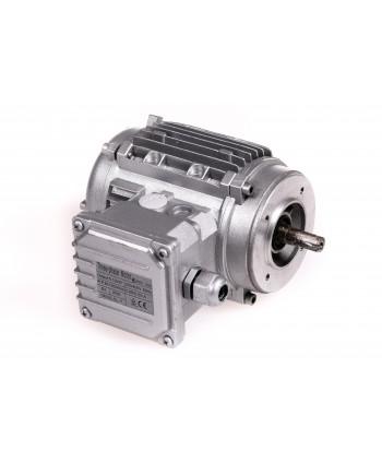 Moteur 0,12 KW, 1500 TR / min 230/400V, Sans ventilation