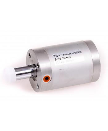 Zylinder D63 Doppeleffekt 63x20 mm