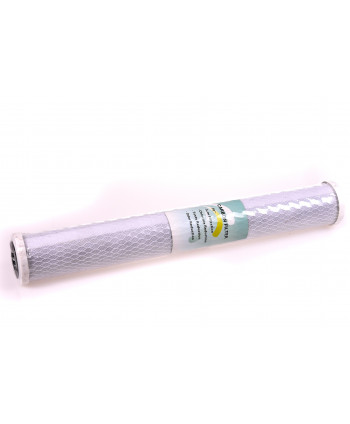"Filter cartridge 20"" Carbon act."