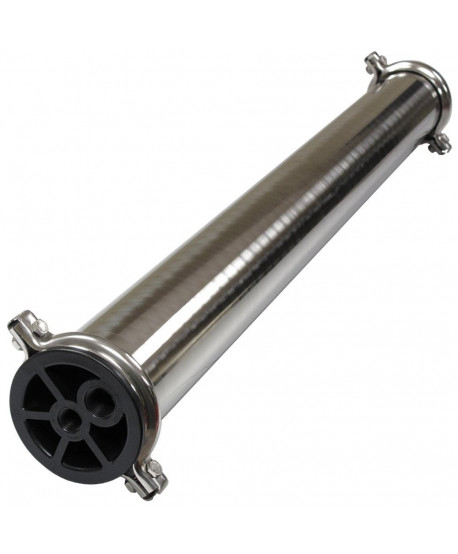 Gehäuse inox für membran 4040 - 200L