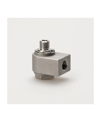 "Fitting 90° MF1/4"" Threaded European BSP"