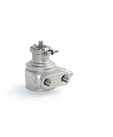 Rotary pump stainless steel. 800 l/h with bypass