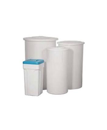 Kompletter Salzbehälter von 200 L