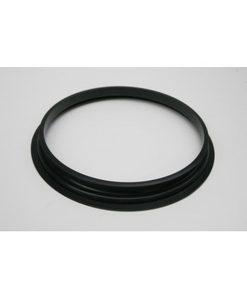 Black ring on filter cotton