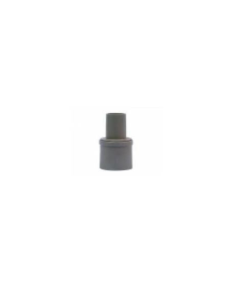 Racor giratorio de Ø50 mm a Ø38 mm lado boquilla