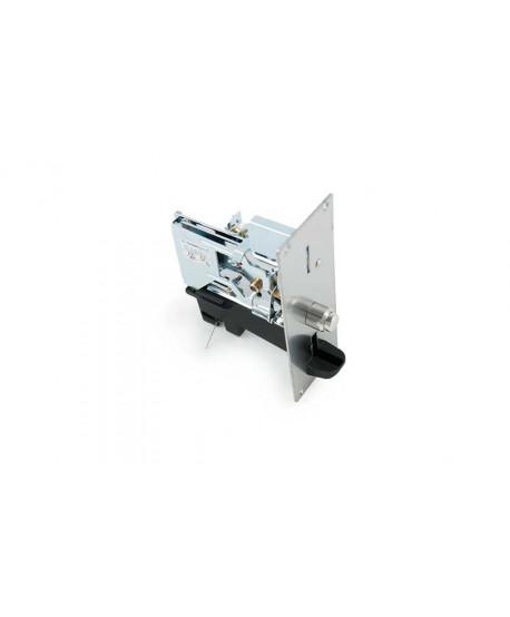 Monedero electromecánico de 1 € largo (15,5 x 5,5)