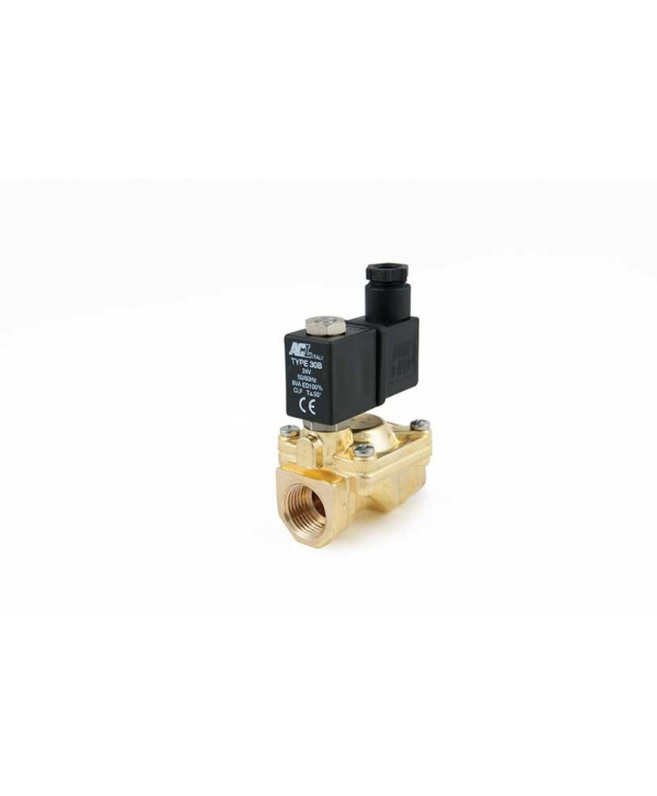 """Solenoid valve 1/2"""" 24 V ACL AC"""