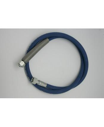 Manguera con muelle para brazo 1/4 TL - 1/4 TL 1630 mm