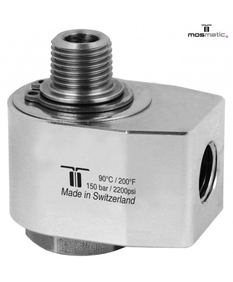 Swivel 90° MF1/4' MOSMATIC